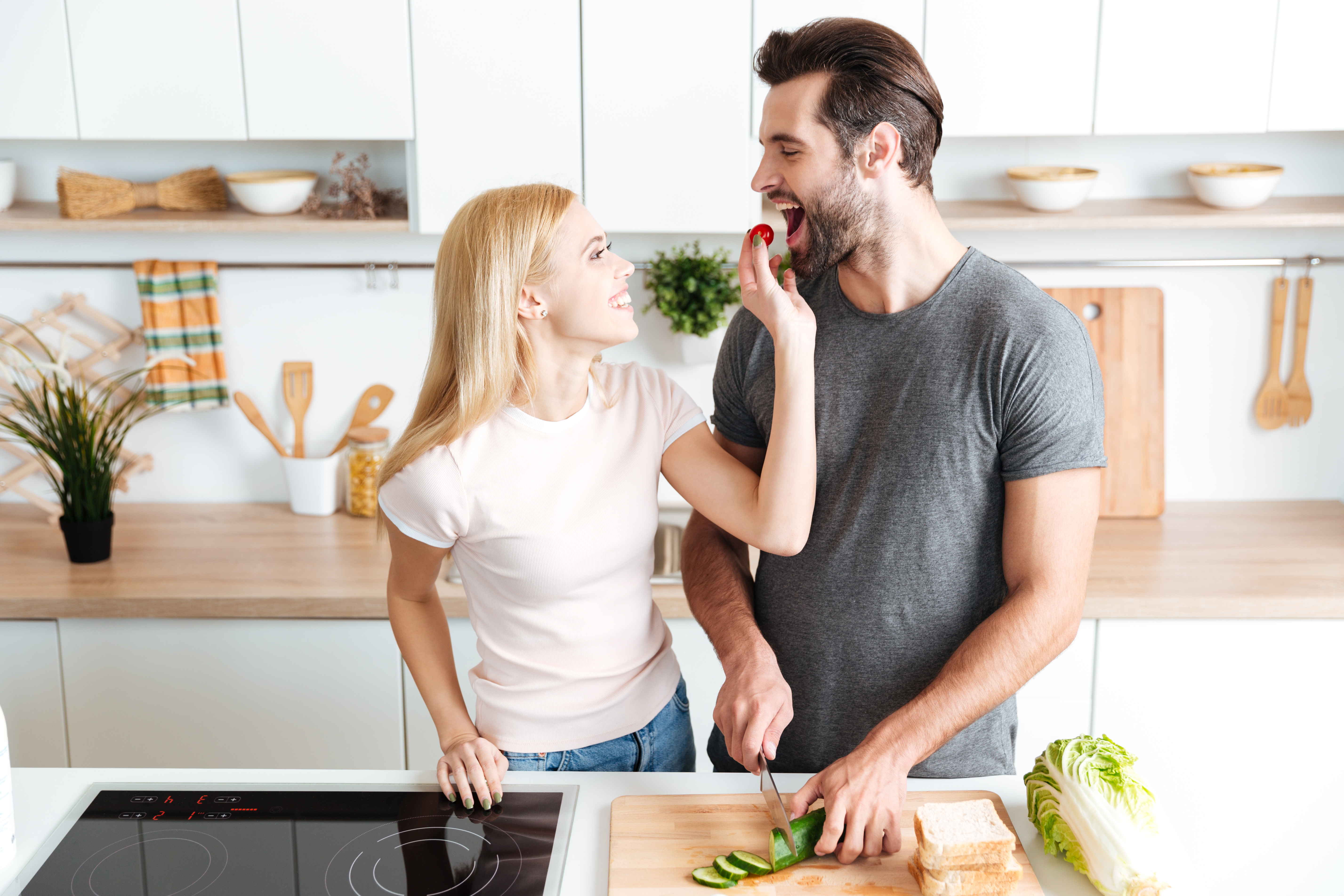 Is it time to buy a house together?